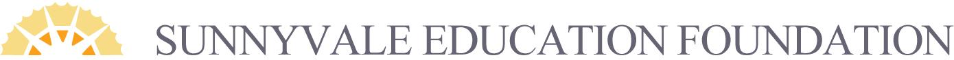 Sunnyvale Education Foundation